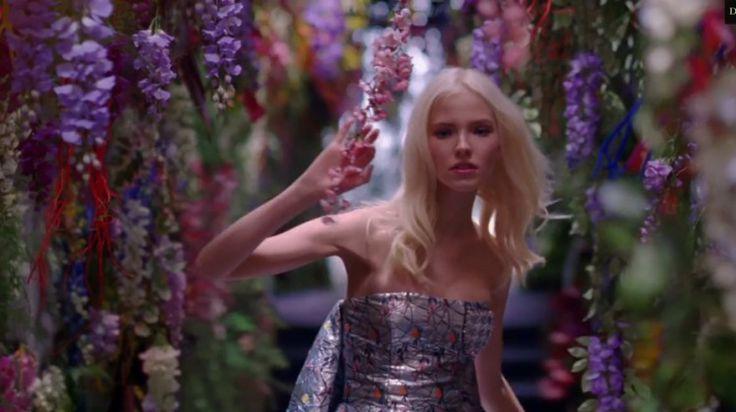 Watch Harmony Korine's on Dior Addict Commercial
