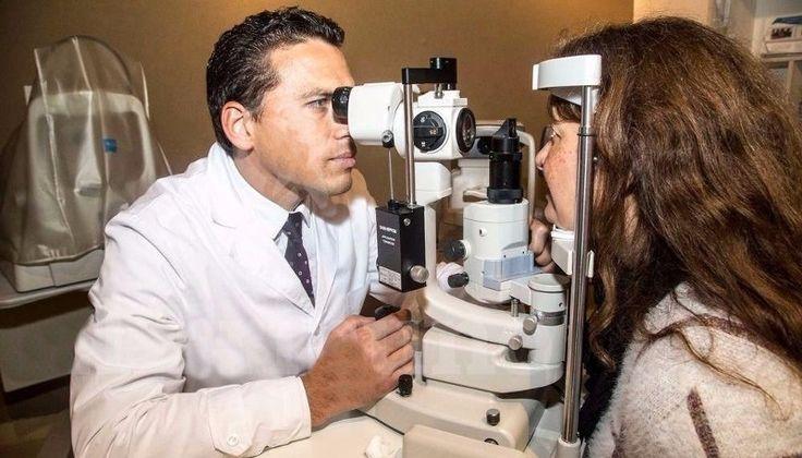 Sandra Aramayo ya puede ver después de un trasplante de córnea en tiempo récord: El oftalmólogo Martín Arroyo se hizo cargo del gasto de la…
