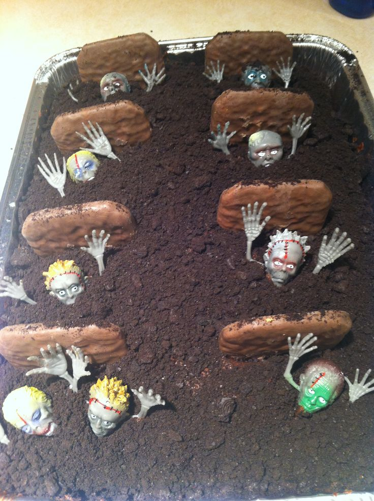 84 best Zombie Birthday Party Theme images on Pinterest Zombie