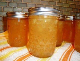 Vanilla Pear Jam is simple -- real vanilla bean specks take the mundane to the sublime