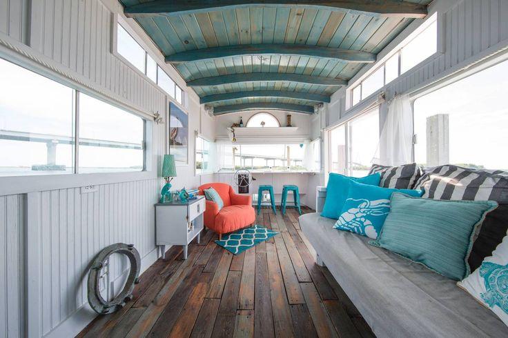 Life at Sea / Houseboat / Charleston, SC / Airbnb