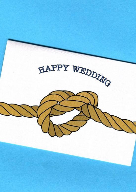 Things by Bean - Happy Wedding, $5.95 (http://www.thingsbybean.com/happy-wedding/)