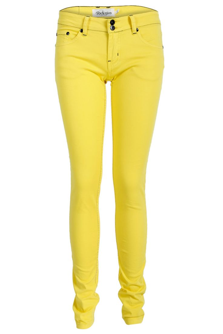 Colour Jeans For Women