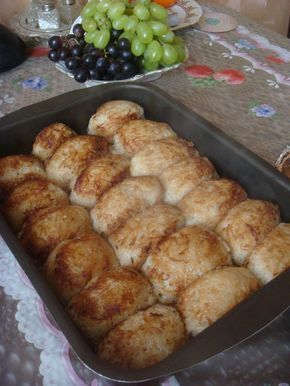 """Картофельные """"Колдуны"""" - это очень вкусно - Простые рецепты Овкусе.ру"""