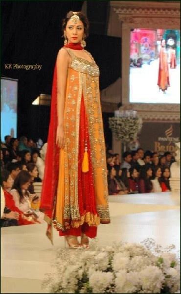 Mehndi Dresses Shalwar Kameez For Girls : Mehndi dresses shalwar kameez pixshark images