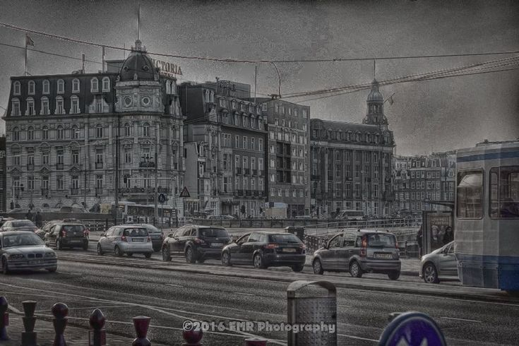 Amsterdam - HDR  by EMR Photography