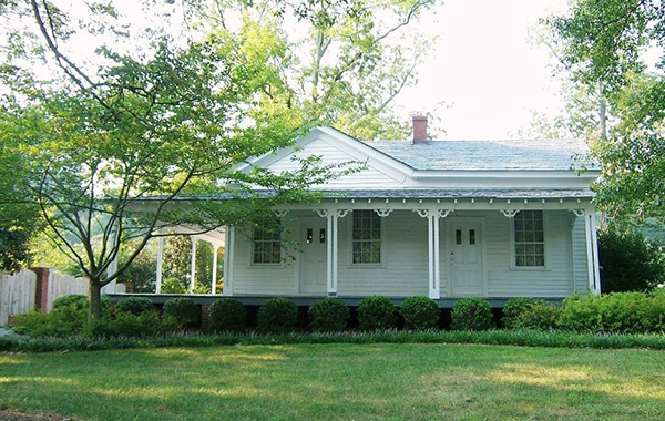 Pace House Facility Rental Details | Vinings Historic Preservation Society