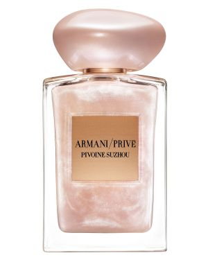 Brand available at Fenwick  Armani Prive Pivoine Suzhou Soie de Nacre Limited Edition Giorgio Armani for women