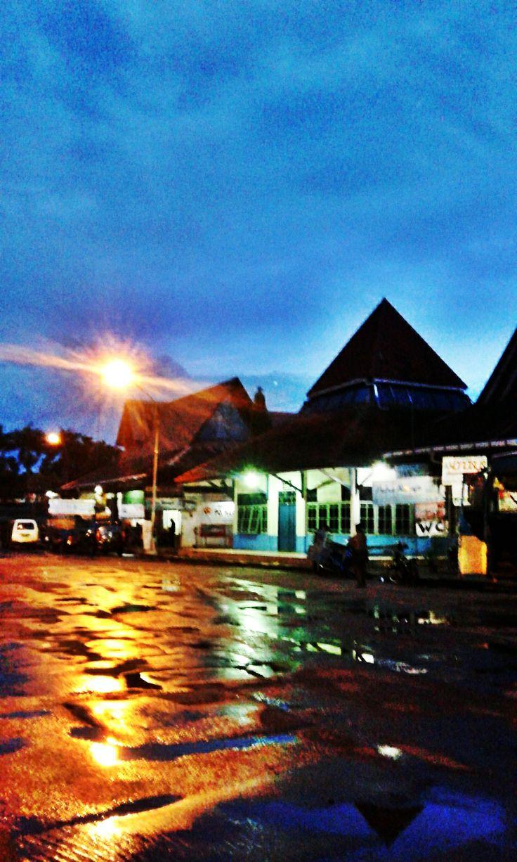 Terminal Bawen #centraljava #indonesia #kabupatensemarang