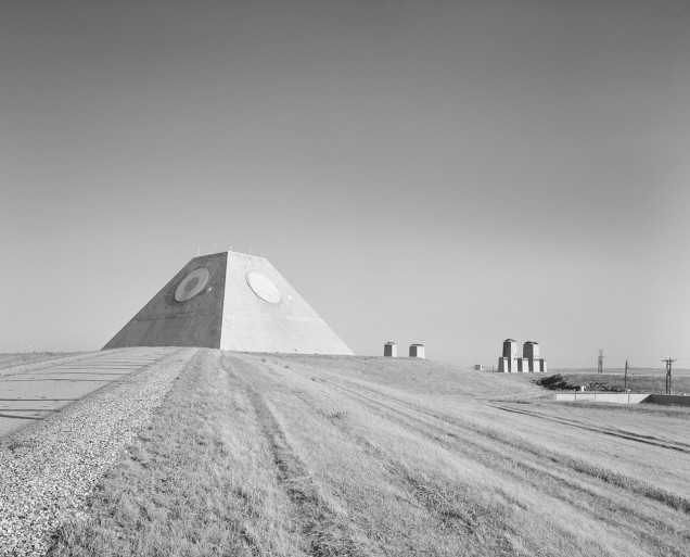 A huge pyramid in the middle of nowhere tracking the end of the world on radar. An abstract geometric shape beneath the sky without a human being in sight. It could be the opening scene of an apocalyptic science fiction film, but its just the U.S. ...