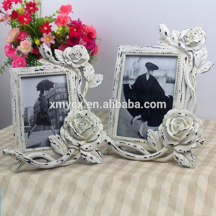 Новый дизайн смолы фоторамка с белой глиной, Посмотреть фото рамка с белой глиной, willken Подробнее с Willken искусств и ремесел Co., Ltd. Сямынь на Alibaba.com
