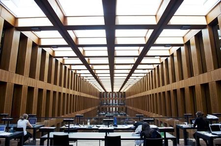 Grimm Bibliothek Berlin