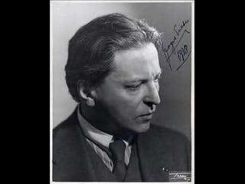George Enescu, Balada pentru vioara - YouTube