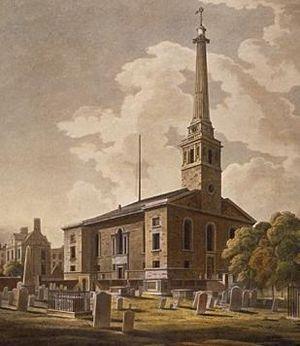 St John Horsleydown - Wikipedia, the free encyclopedia