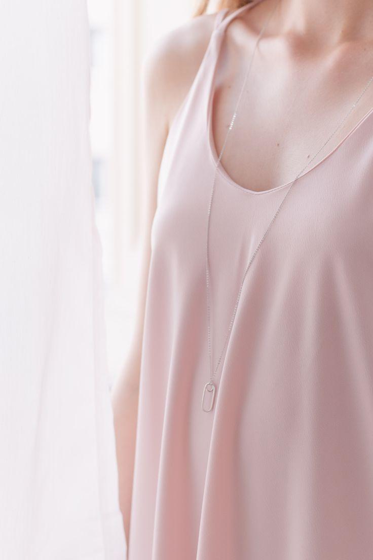 necklace - Anna Lawska Jewellery dress - natalia siebuła  photo - Piotr Czyż