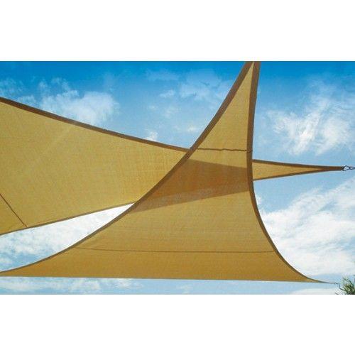 <p>Formgivet i Australien, detta solskydd gjordes för att göra det möjligt att vistas i solen i stekande hetta. Tillverkat i unikt tyg, denna segelduk tar bort 90% av all UV-strålning och skapar en sval skugga där det bäst behövs.</p>