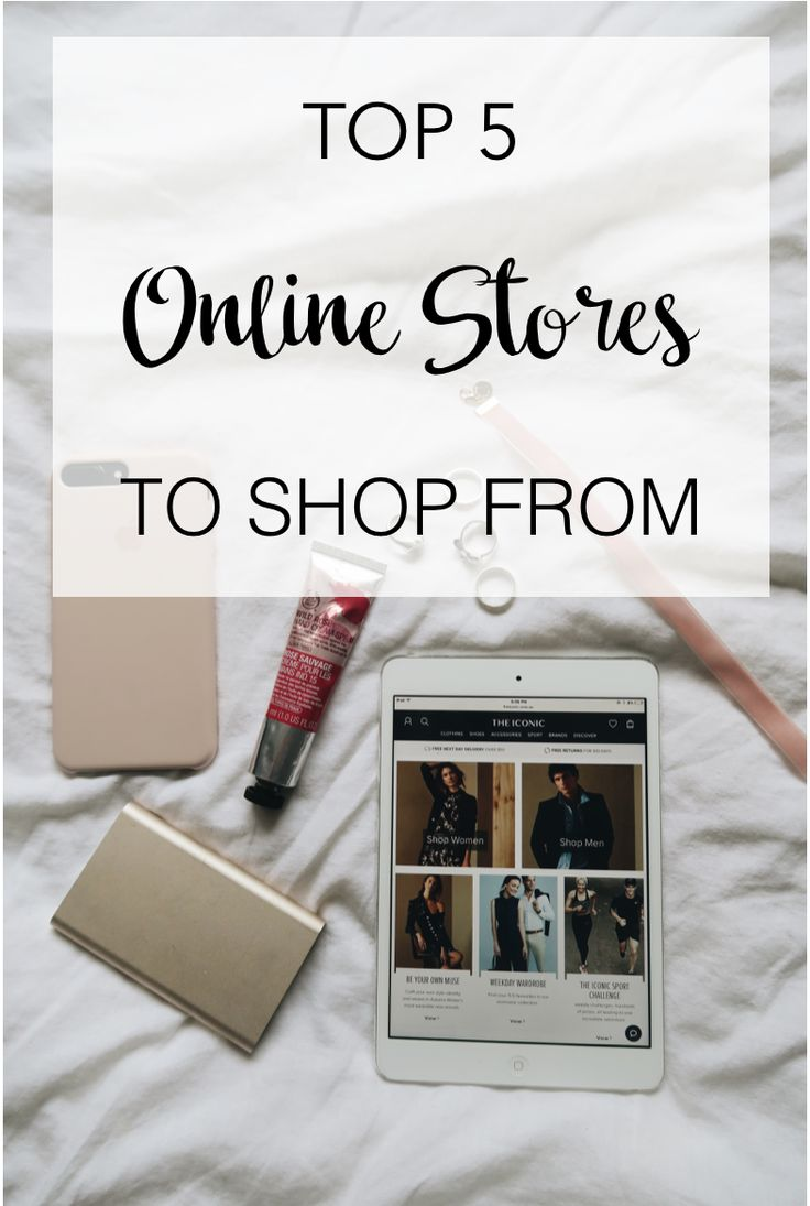 Check out my top 5 favourite online stores to shop at! #blogger #bloggingtips #bloggerlife #bloggersgetsocial #ontheblog #theblogissue #thatsdarling #darlingmovement #darlingweekend #fashionblogger #fashionblog #onlineshops #shopping #tips
