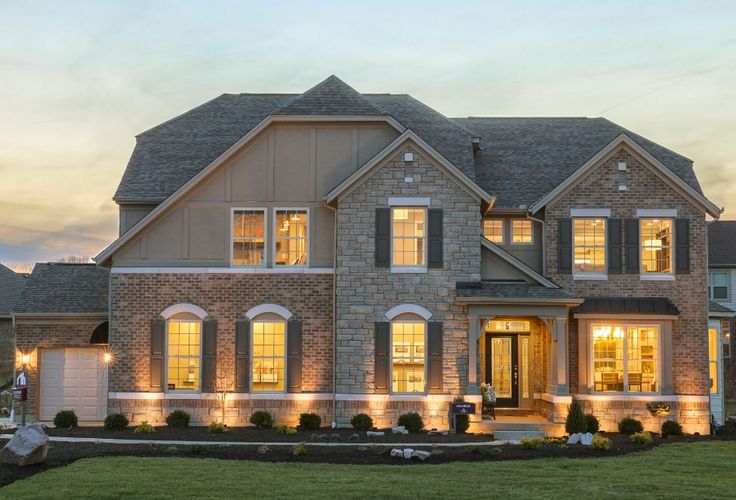 74 best mi homes exterior colors images on pinterest for Coopers mill