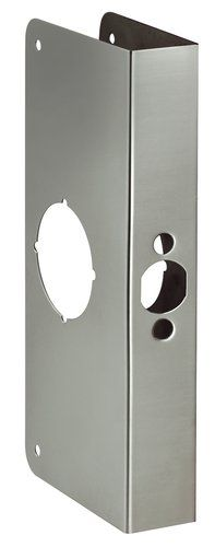First Watch 2001-SSS Solid Stainless Steel Door Edge Guard / Door Edge Guard /  sc 1 st  Pinterest & 33 best Door Reinforcement Hardware images on Pinterest | Door ...