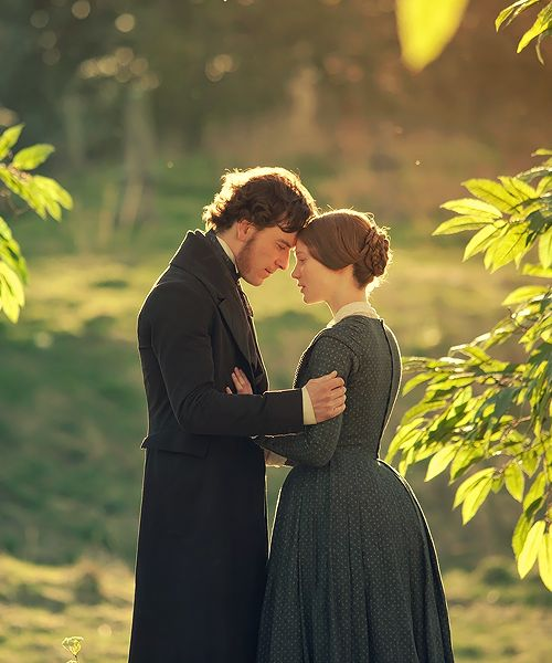 jane eyre and rochester soul mates The ending, which i classify as beginning when rochester and jane are reunited at the manor-house at ferndean (brontë, 366), details the manifold ways in which jane and mr rochester's lives and souls evolve and change after their reunion, through their own work and by the hand of god they mature.