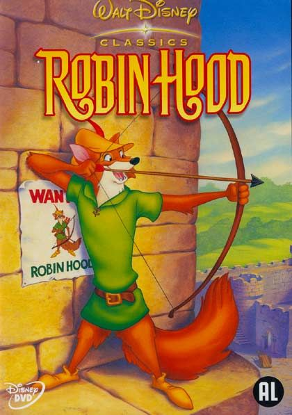 Robin Hood - one of my favorite disney movies ever