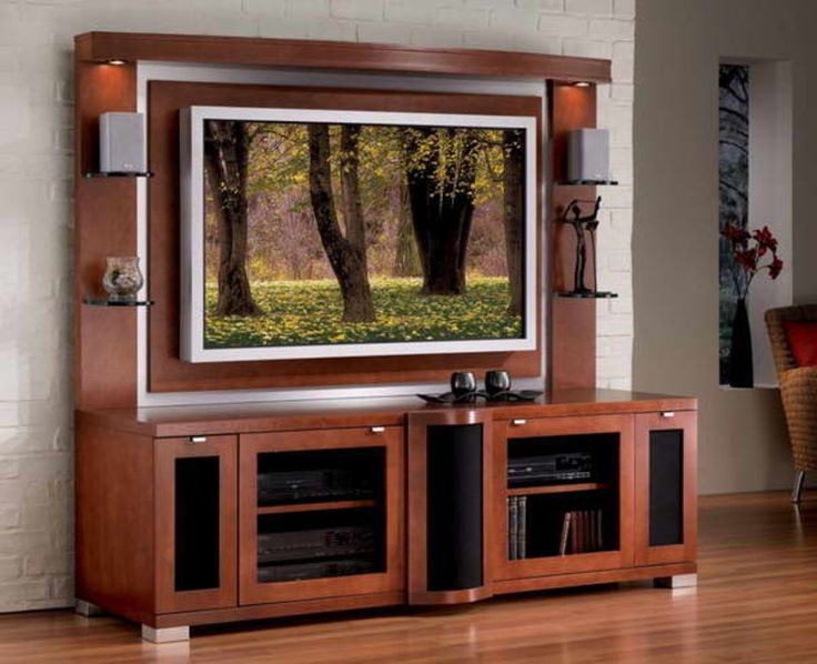 Tv Stands For Plasma Tv With Unique Chairs