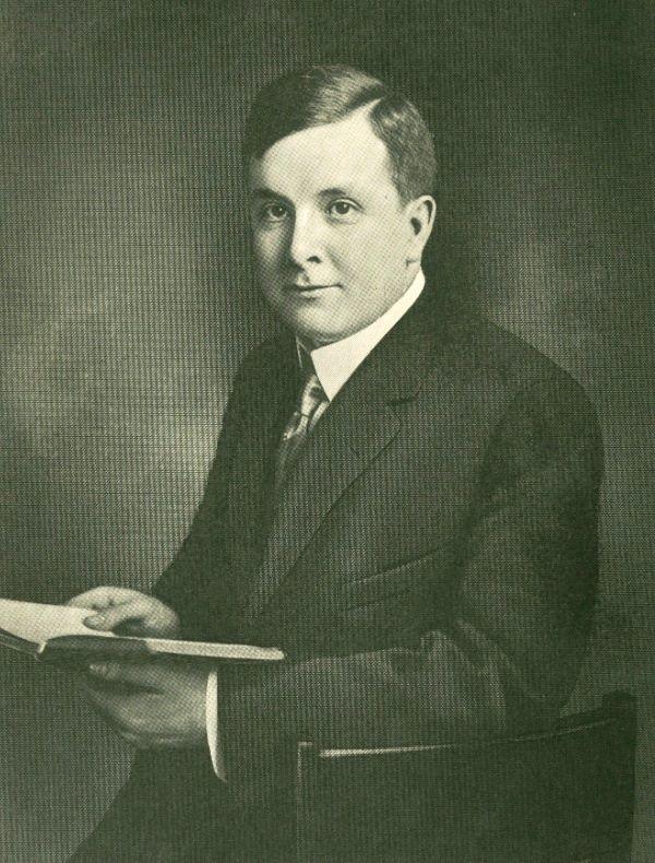 Alwin C Ernst c.1910 #EY