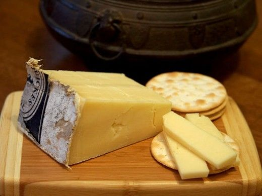 The Top 10 Traditional British Cheeses- from Stilton to Stinking Bishop!