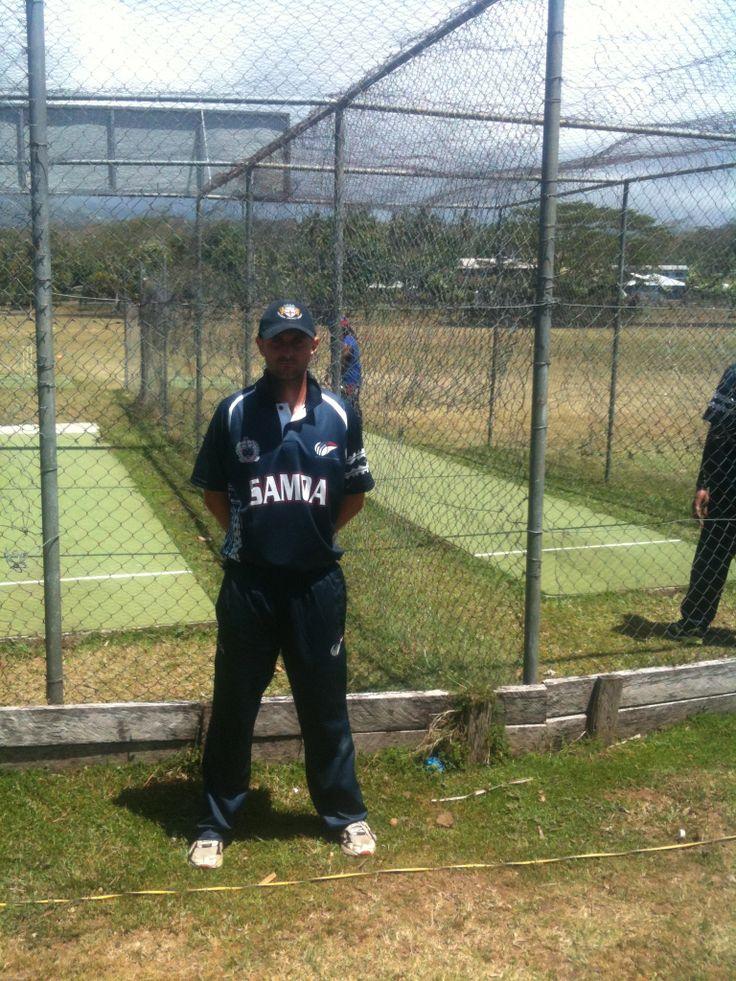 Main cricket grounds, Samoa