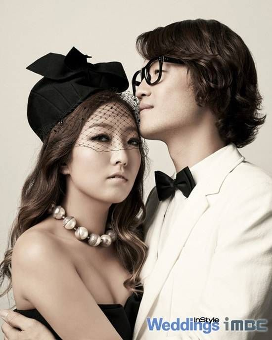 Jung In and Jo Jung Chi finally getting married! ^^