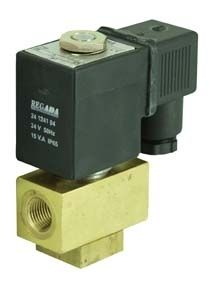 solenoid valve from Regada -normya y open NO