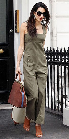 DOUBLE-BREASTED JUMPSUITS
