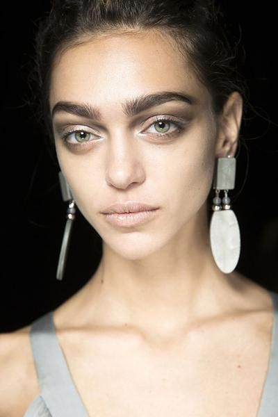 Backstage at Giorgio Armani. Get this look with #TopshopBeauty #covetme