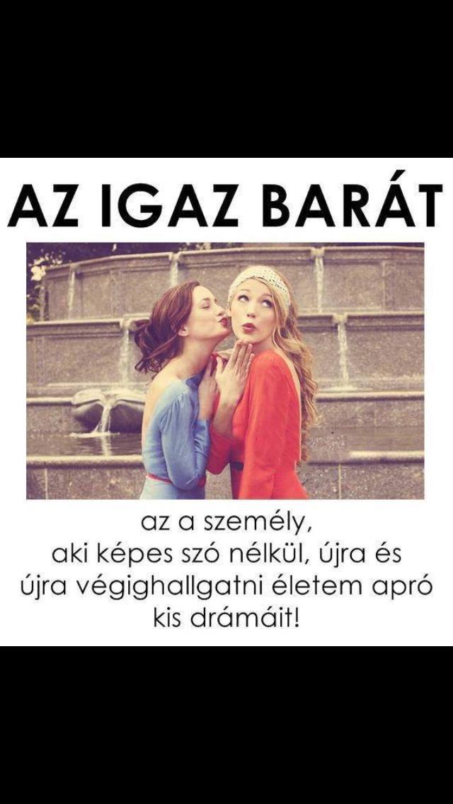 Barát :)