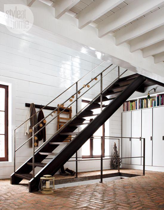 19 escaleras en pisos nrdicos