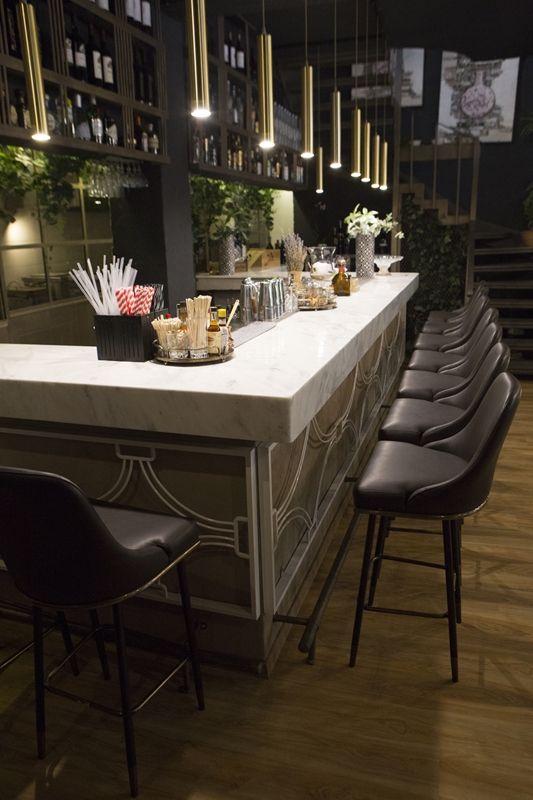 Mexil Design: Bar Restaurant Chilai Thessaloniki #bar #cafe #mexil #thessaloniki