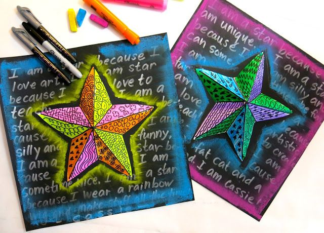 In the Art Room: Super Star Sub Plans and my NAEA Presentations