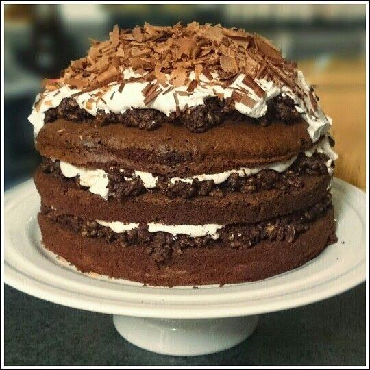 Recipes for chocolate fudge cake jamie oliver Food cake tech