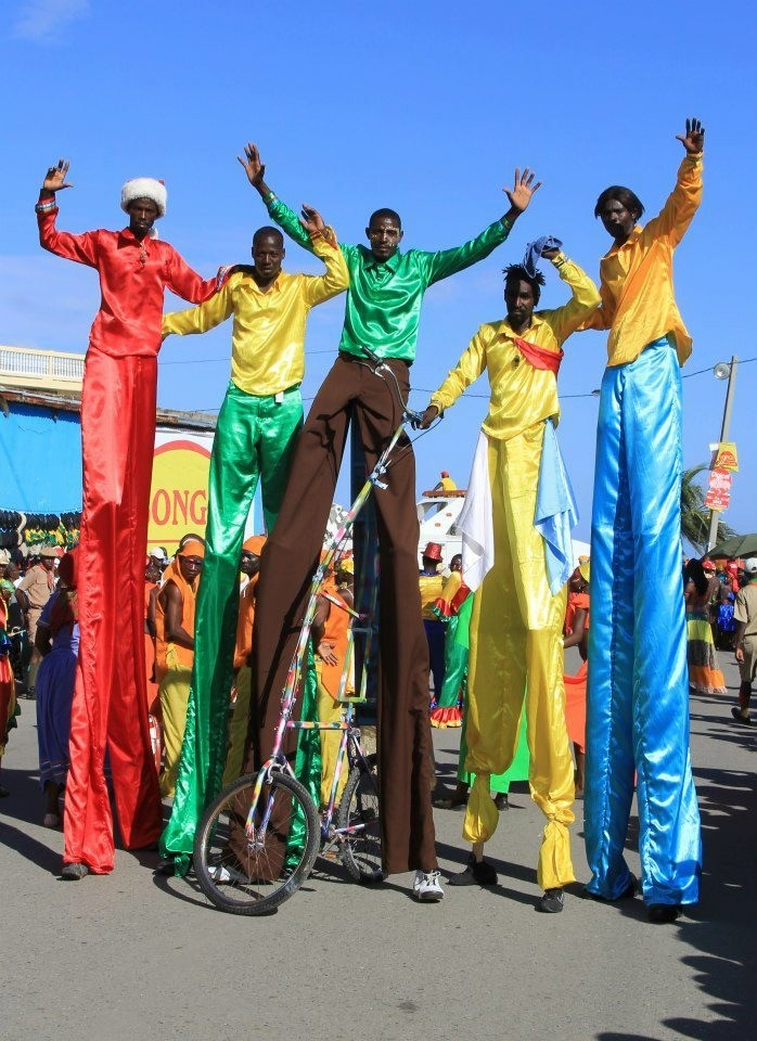 Haiti Carnival 2013