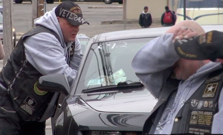 Money Stolen From My Car! You Won't Believe What This Homeless Veteran D...