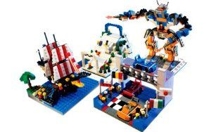 Lego Factory Building Your Way Amusement Park (5525) Exlusive and HARD TO FIND ! by LEGO. $139.99. Features the contest-winning designs of LEGO fan builders Neal McClatshey, Glenn Nissen and Michael Cozine.. Download the 2D and 3D building instructions at www. LEGOFactory.com!. Build all four at once or use your own imagination to create even more micro- attractions!. Four LEGO® adventures in one!  Discover the fun of micro-building by creating four different awesome attracti...