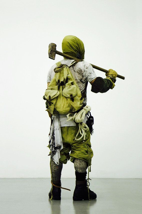 Esploratore - Davide Allieri , Origine Grafite // contemporary art