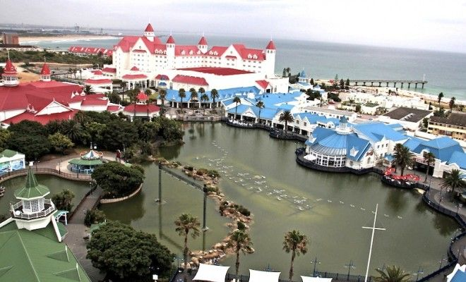 The Boardwalk Casino and Entertainment World