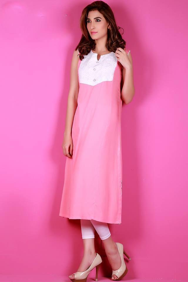 #kurta #Nice #Beautiful #Lovely #Pink #Stunning #White   http://www.shaadi.org.pk/