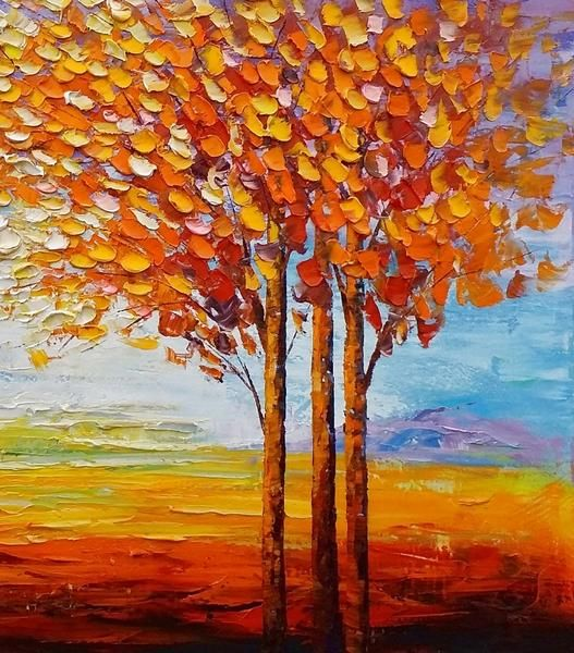 Canvas Art Wall Art Canvas Painting Oil Painting For Sale Landscape Painting Dining Room Wall Decor Abstract Painting Large Art Painting Landscape Paintings Hand Painting Art