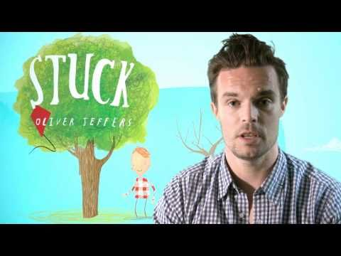 Oliver Jeffers and his style