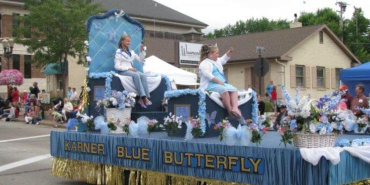 Karner Blue Butterfly Festival   Travel Wisconsin