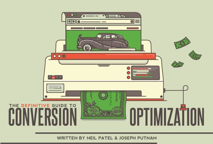 The Definitive Guide To Conversion Optimization | Website