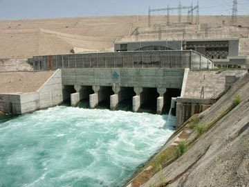 Iran: China to invest $1Bln in watershed network of Iran's Khoda-Afafin Dam