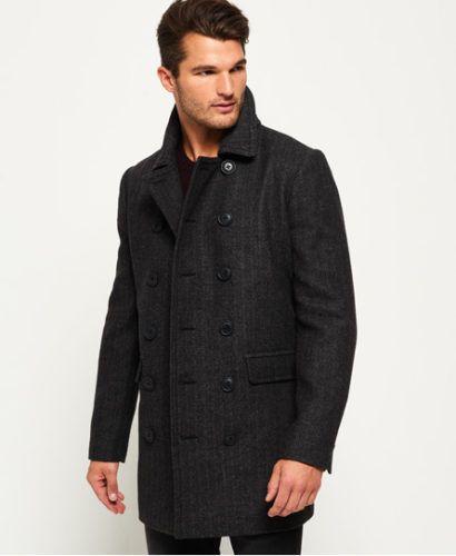 Remastered Bridge Mantel Superdry Sale  #superdry #fashion #men #coat #mantel #style #foccz